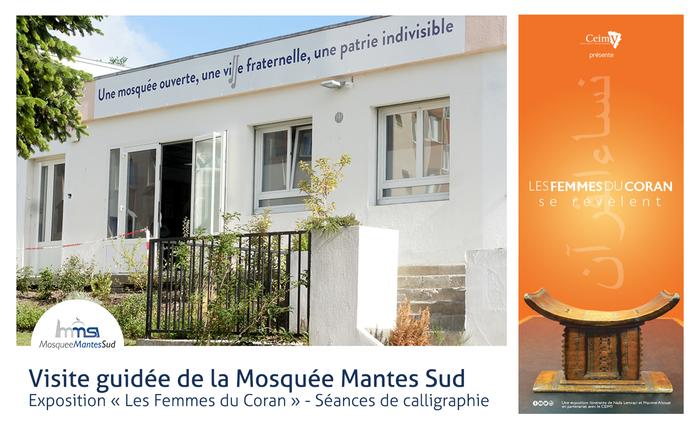 Journées du patrimoine 2019 - Ateliers calligraphie à la Mosquée Mantes Sud