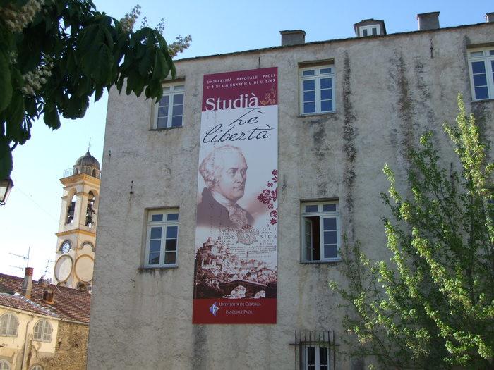Journées du patrimoine 2019 - Université de Corse : visite du Palazzu Naziunale et exposition sur le « Patrimoine Architectural du XX° en Corse-du-Sud ».