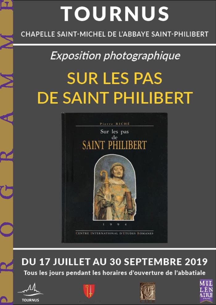 Journées du patrimoine 2019 - Sur les pas de saint Philibert
