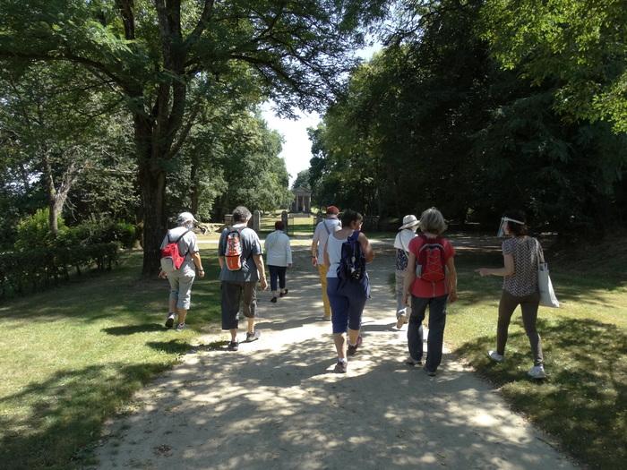 Journées du patrimoine 2020 - Visite-randonnée de la Chartreuse au Champ des Martyrs
