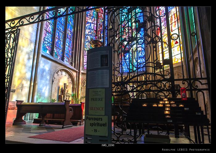 Journées du patrimoine 2019 - Visites guidées de la Cathédrale Saint-Etienne