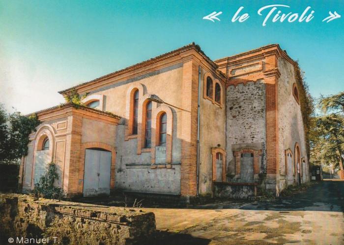 Journées du patrimoine 2019 - Visite du Tivoli