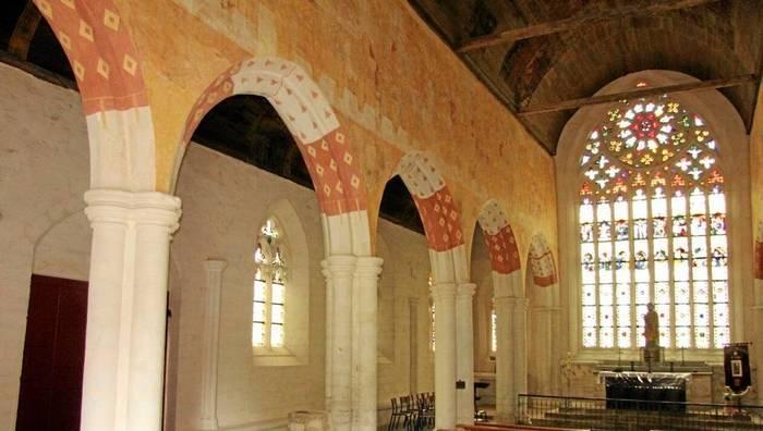 Journées du patrimoine 2020 - Visite guidée de la Chapelle St Jacques, à Merléac