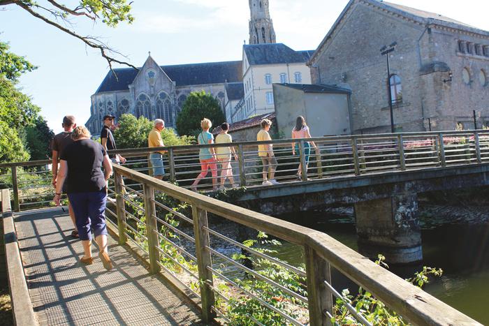 Journées du patrimoine 2020 - Visite guidée de Saint-Laurent-sur-Sèvre