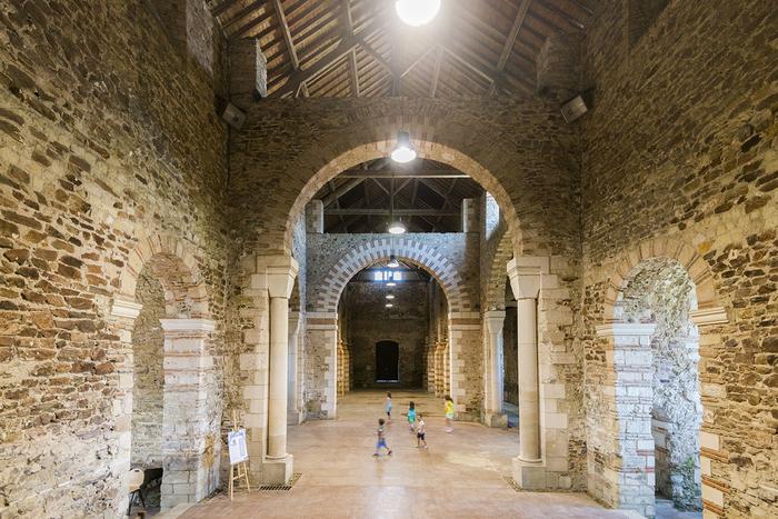 Journées du patrimoine 2020 - Site de l'abbatiale Déas, un joyau carolingien.