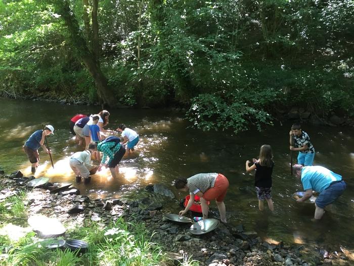 Journées du patrimoine 2019 - Orpaillage en rivière: à la découverte de l'Or en Limousin