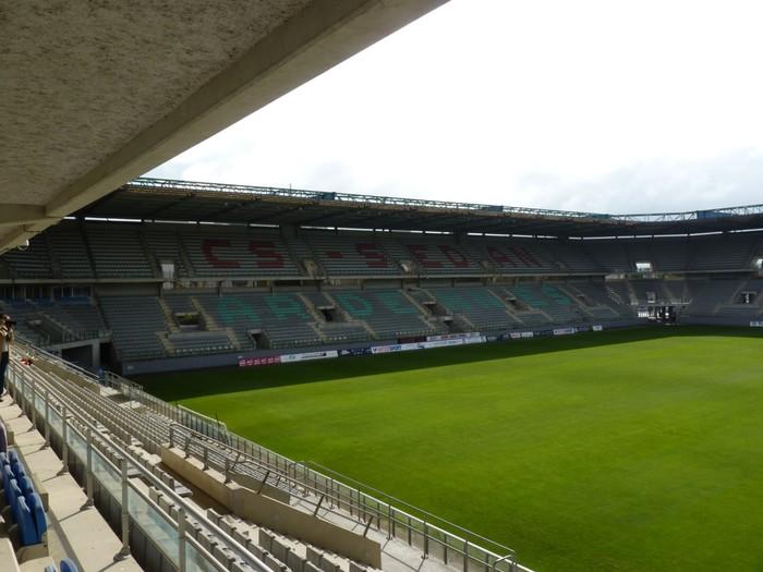 Journées du patrimoine 2019 - Visite guidée du stade de football Louis-Dugauguez