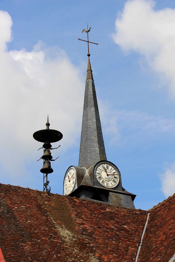 Journées du patrimoine 2020 - Découverte de l'église de Bucey-en-Othe