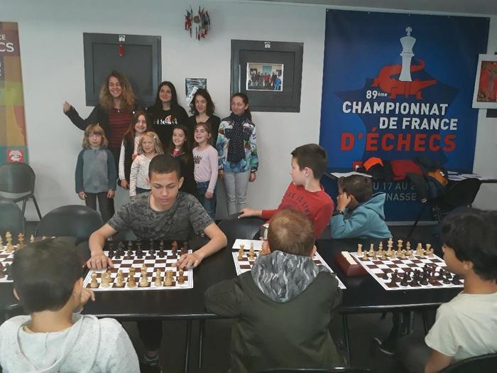 Journées du patrimoine 2019 - Le jeu d'échecs