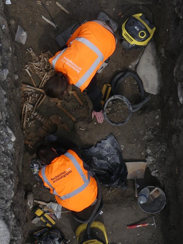Journées du patrimoine 2020 - Balade archéologique - Fouilles à Embrun