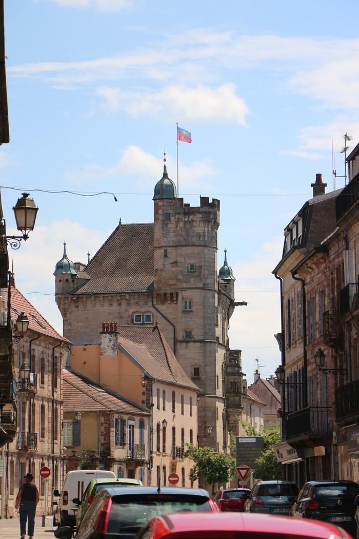 Journées du patrimoine 2020 - Visite de la ville aux flambeaux