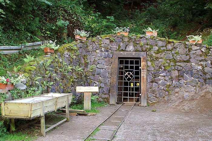 Journées du patrimoine 2019 - Visite guidée de la mine Saint-Nicolas