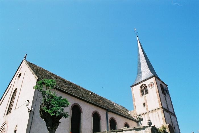 Journées du patrimoine 2019 - Visite de l'église Saint-Maurice
