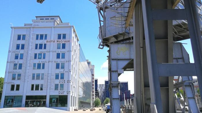 Journées du patrimoine 2020 - Visite « éclair » de la ZAC Malraux-Danube