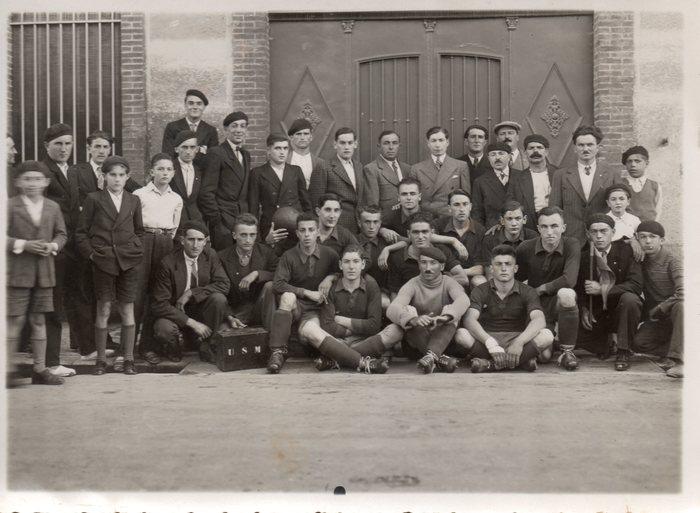 Journées du patrimoine 2019 - Reconstitution de décors et exposition de photos des clubs sportifs Miramontais