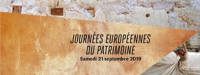 Journées du patrimoine 2019 - Spectacle L'être là de Léa Grappe
