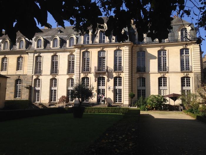 Journées du patrimoine 2020 - Visite extérieure de l'hôtel  de Blossac