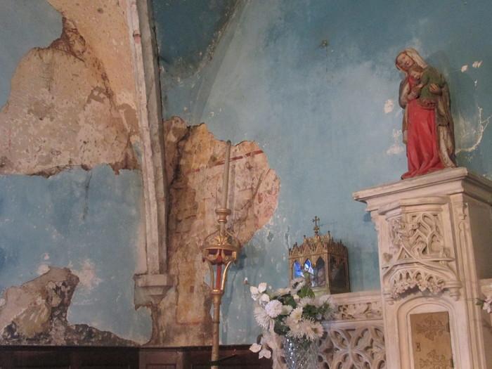 Journées du patrimoine 2020 - Visite libre de l'église Saint-Aignan