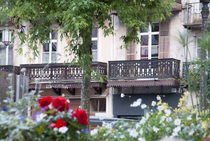 Journées du patrimoine 2020 - Parcours découverte des balcons de Plombières les Bains
