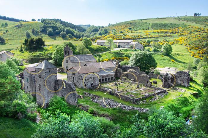 Journées du patrimoine 2020 - Visite guidée de l'abbaye de Mazan