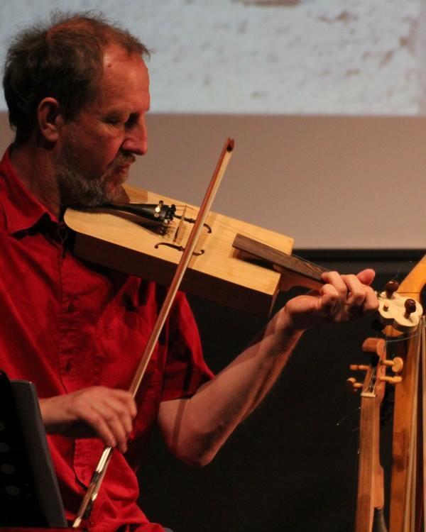 Nuit des musées 2019 -Concert : mélodies traditionnelles populaires avec Philippe Gibaux, luthier