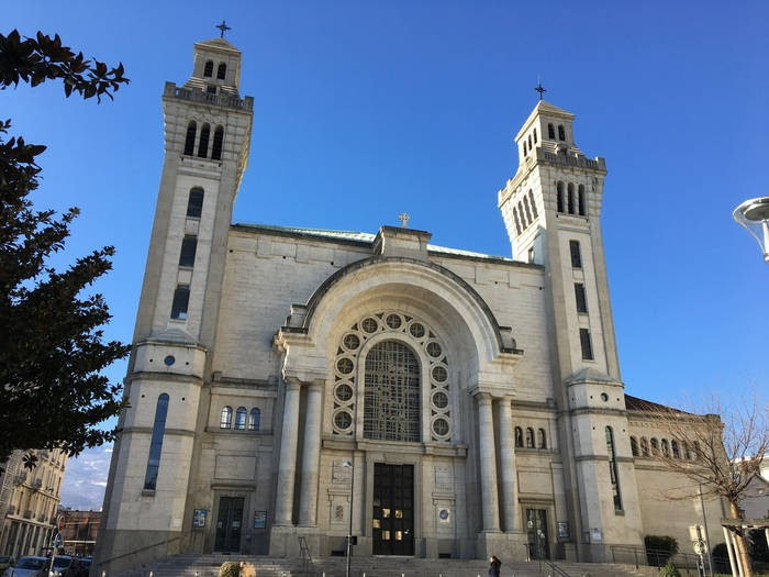 Journées du patrimoine 2019 - Visite guidée de la basilique