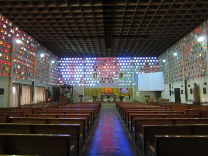 Journées du patrimoine 2019 - « L'église Saint-Jean-Marie-Vianney de Beaumont (1961-1963), par Albéric Aubert et Joseph Massota »