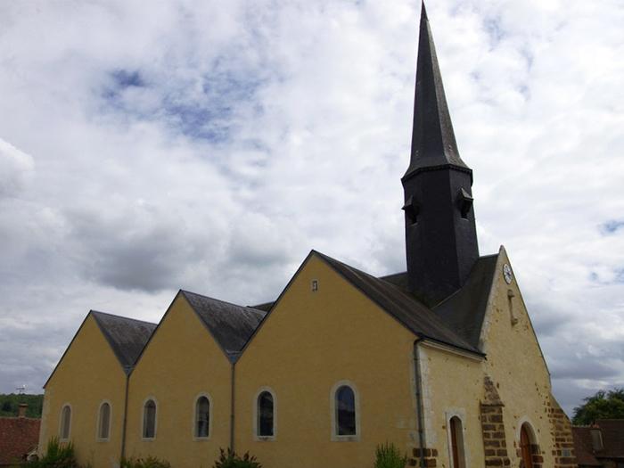 Journées du patrimoine 2019 - Visite libre de l'église Saint-Victor