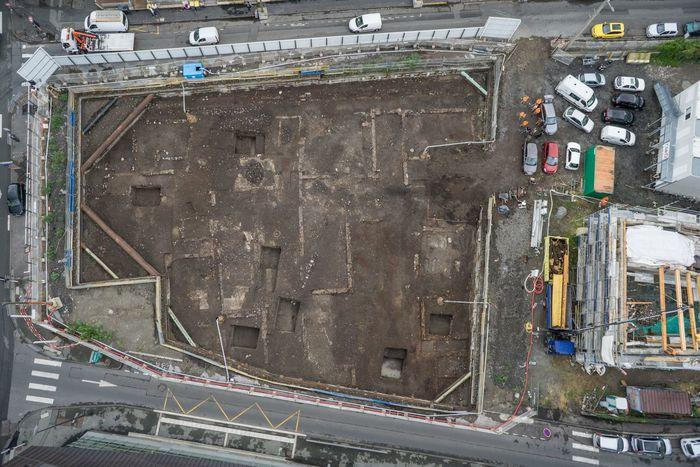 Journées du patrimoine 2019 - Les fouilles archéologiques de la rue de Rabanesse