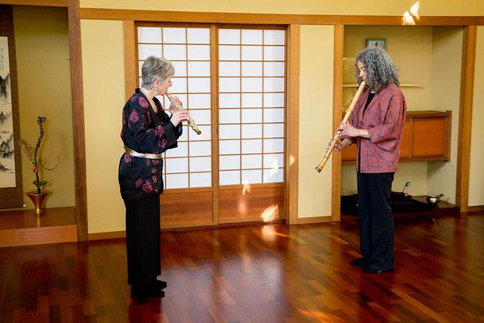 Duo Satsuzen - COMPLET