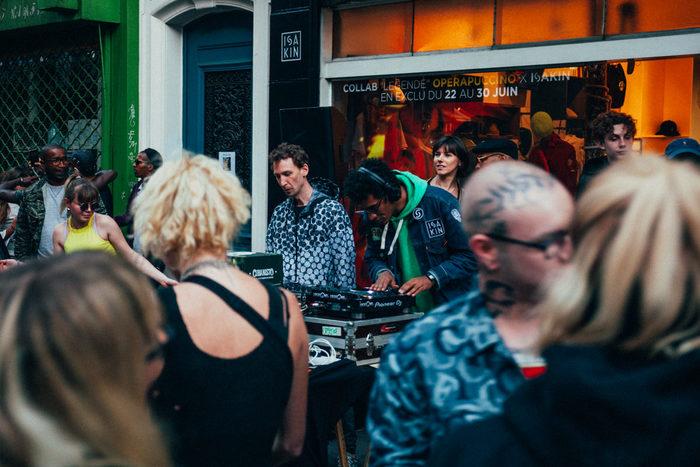 Fête de la musique 2019 - Isakin Block party