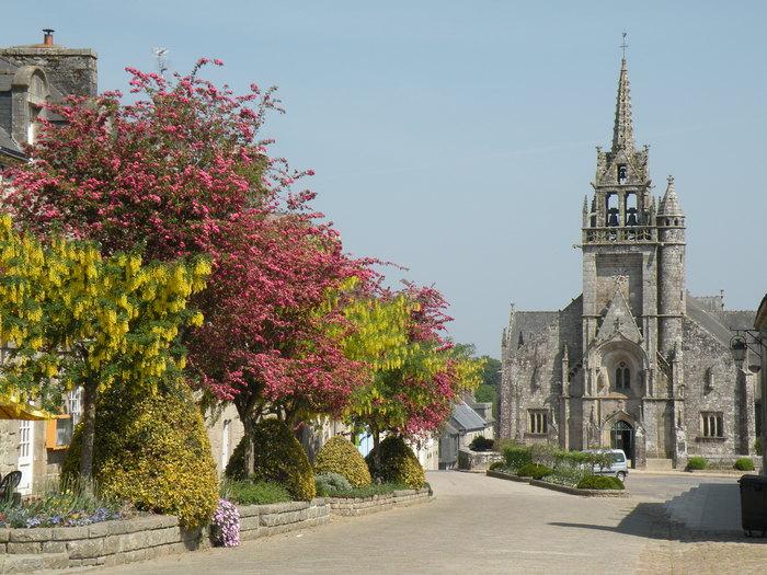 Journées du patrimoine 2019 - Suivez le guide à l'église Saint Ténénan