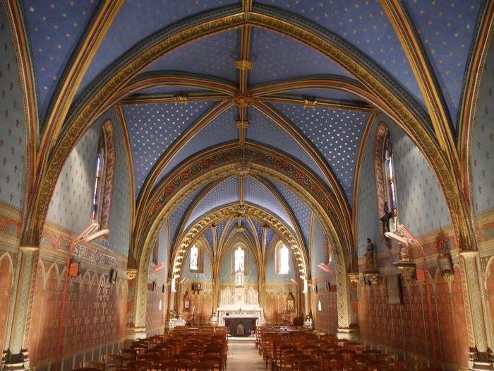 Journées du patrimoine 2020 - Découverte de la chapelle