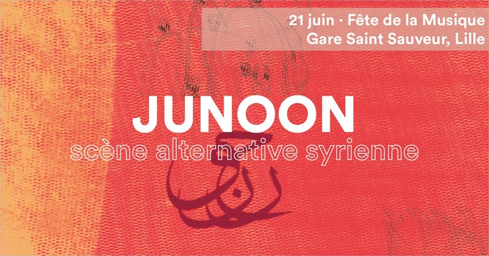 Junoon · scène alternative syrienne