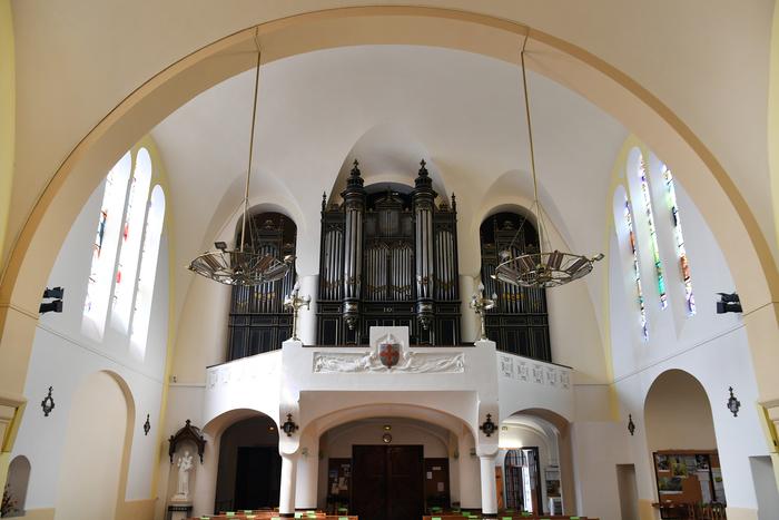 Journées du patrimoine 2020 - Concert-conférence autour de l'orgue Cavaillé-Colle de Saint-Maurice de Bécon