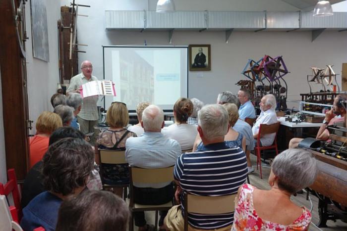 Journées du patrimoine 2020 - L'industrie textile dans le Pilat: une histoire singulière et méconnue