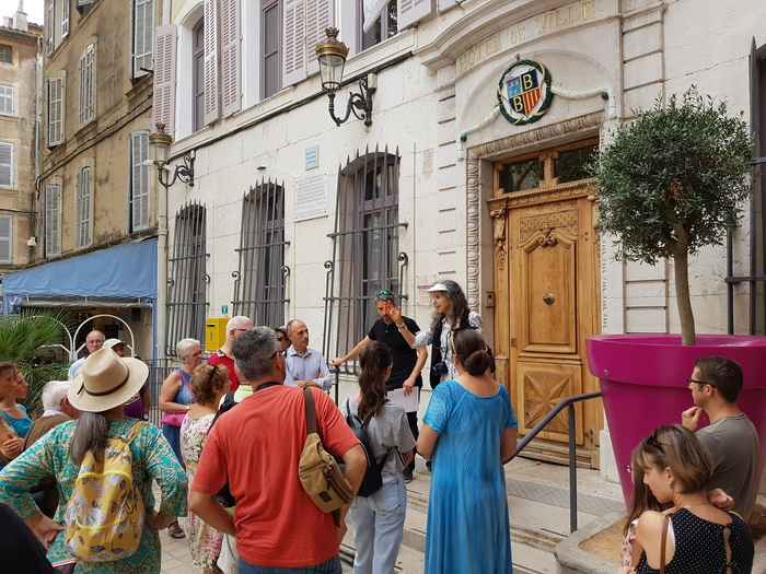 Journées du patrimoine 2019 - Promenades urbaines avec le CAUE du Var