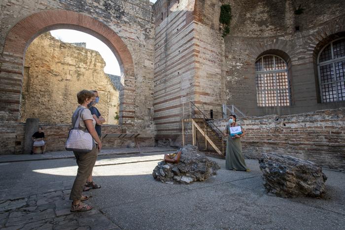 Journées du patrimoine 2020 - Annulé | Thermes de Constantin (Visite flash)