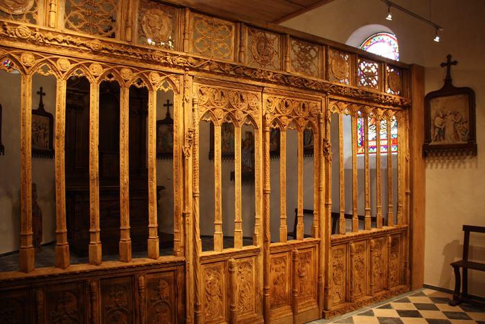 Journées du patrimoine 2020 - Visite de la chapelle Saint-Germain