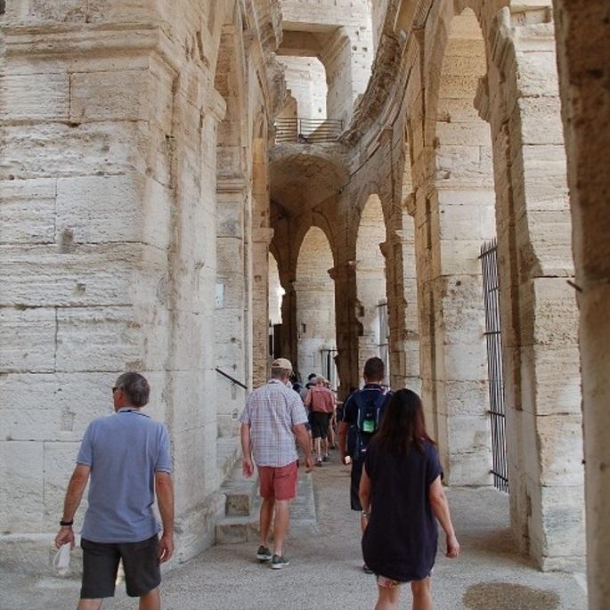 Visites guidées et visites flash dans les monuments