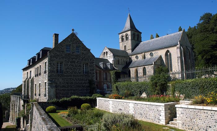 Journées du patrimoine 2019 - Visite libre de l'Abbaye de Graville