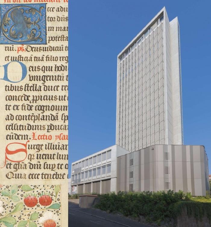 Journées du patrimoine 2020 - Visite des Archives Départementales de Saône-et-Loire