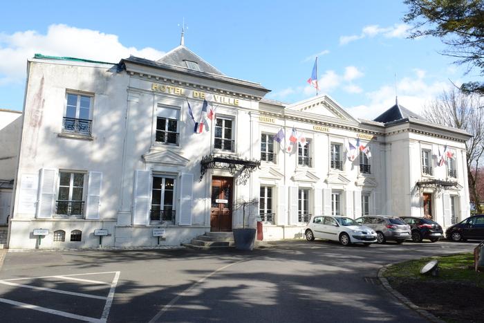 Journées du patrimoine 2020 - Visite de l'Hôtel de Ville par le Maire