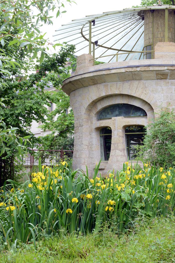 Journées du patrimoine 2019 - Visite commentée  du jardin Corbin