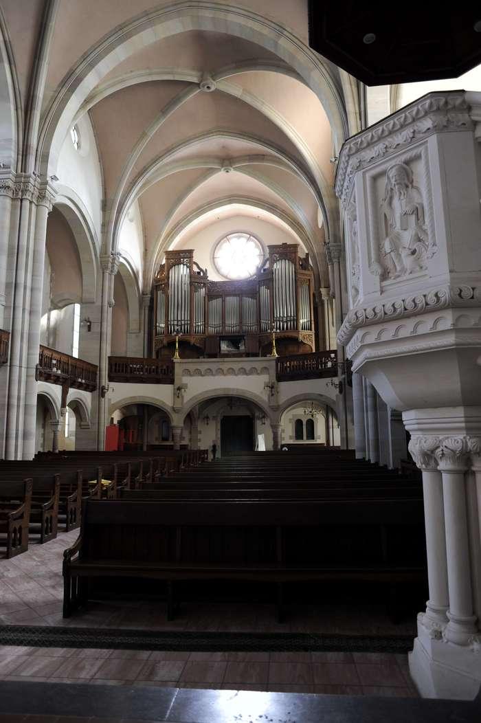 Journées du patrimoine 2019 - Concert - Chant choral et démonstration d'orgue