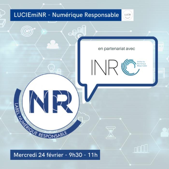 LuciemiNR Numérique Responsable