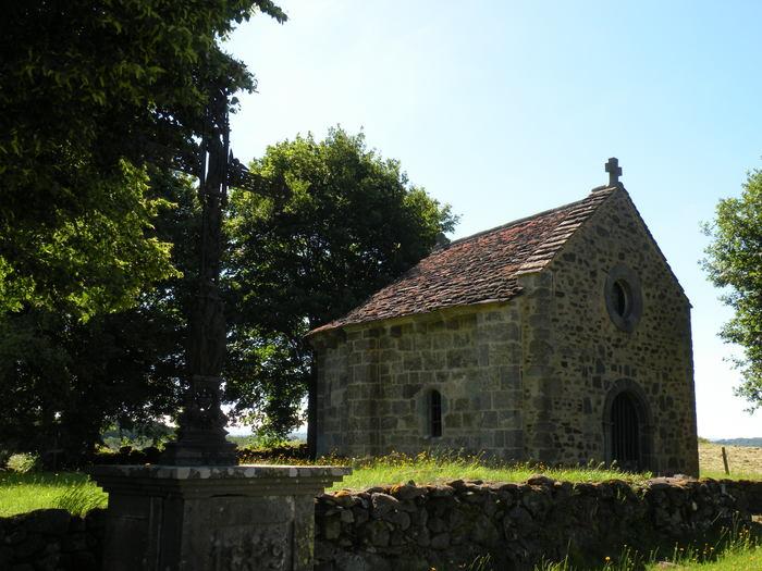 Journées du patrimoine 2020 - Chapelle saint-Amand de Sourniac