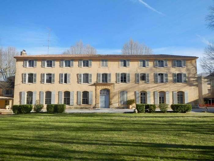 Journées du patrimoine 2019 - A la découverte du CREPS à Aix en Provence