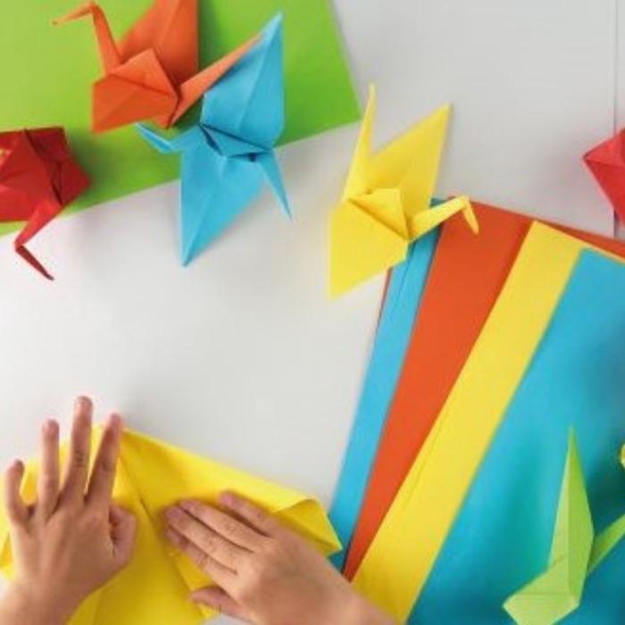 Conte et origami