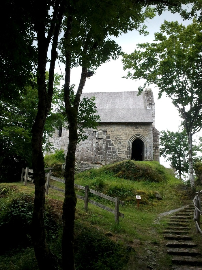 Journées du patrimoine 2019 - Visite guidée de l'église du Gour Noir